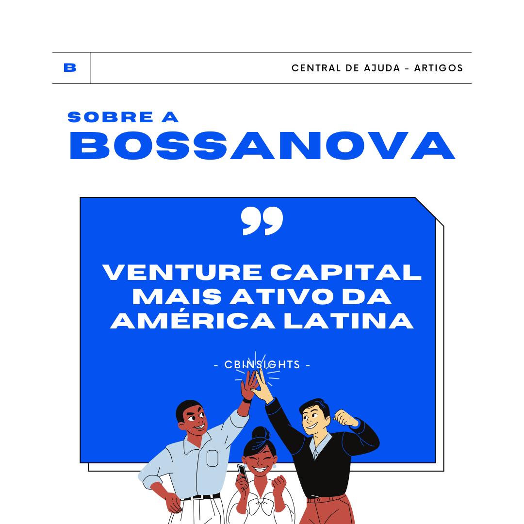 Bossanova: quem somos e qual a nossa tese